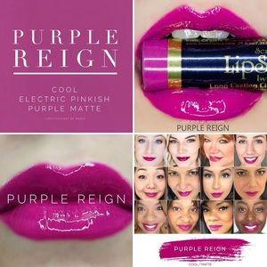 Purple Reign LipSense. NWT